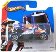 Hot Wheels 102/250 Rennen Rig HW Racing 2013